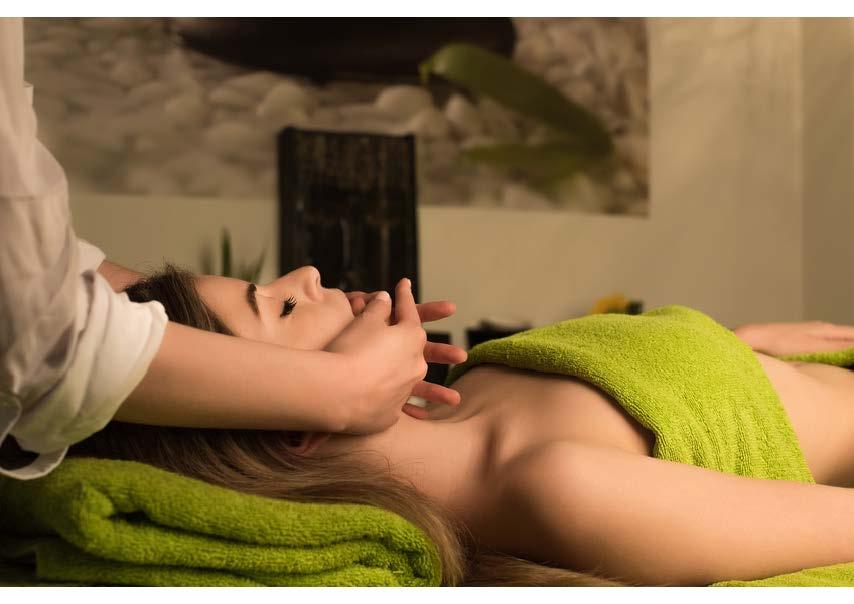 Massage du visage  (En savoir plus)